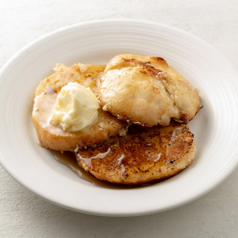 Biscuit French Toast photo