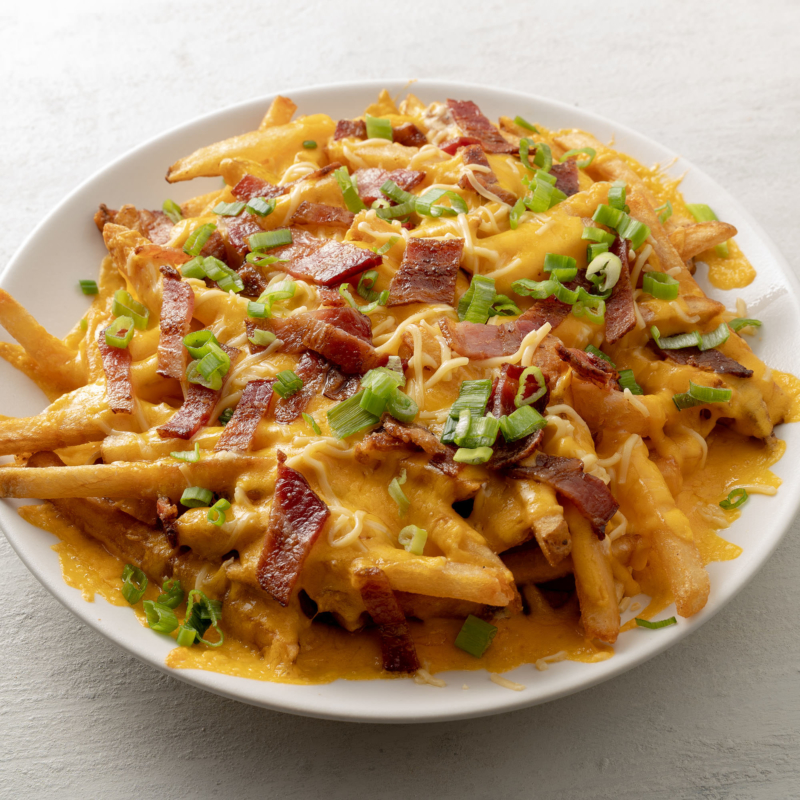 Bacon Cheese Fries photo